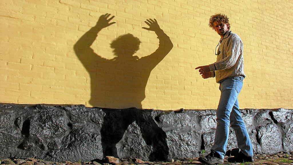 No dejes que las sombras te dominen