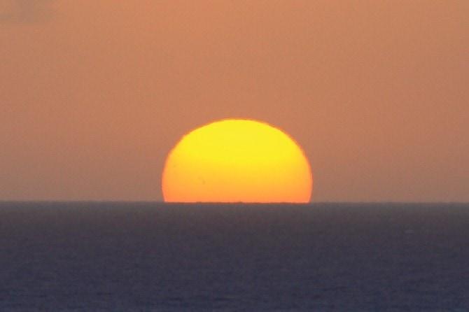 Ley del horizonte