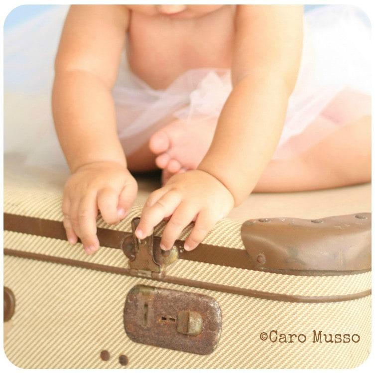 Jugar con maletas