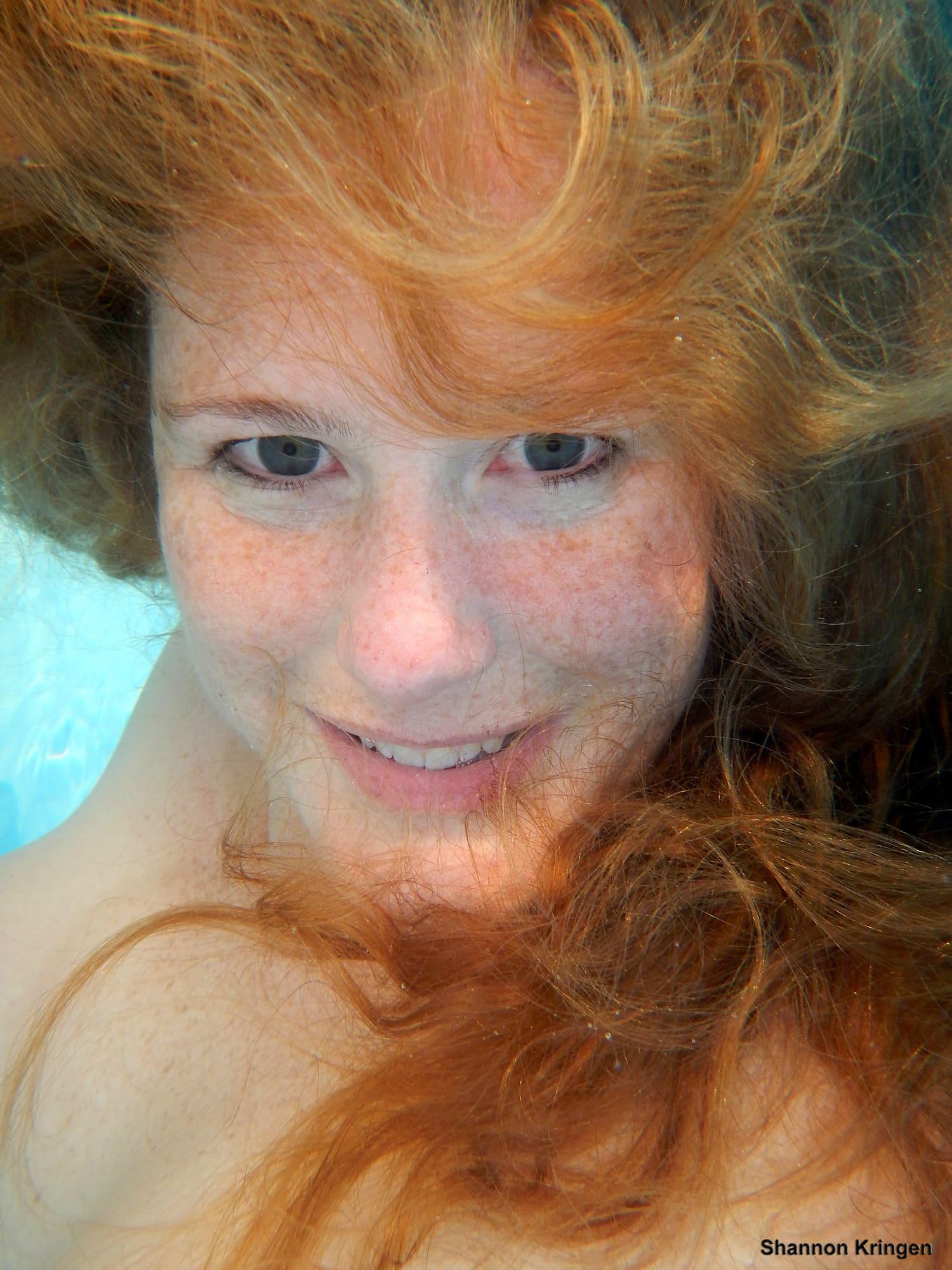 "Selfie ""underwater"""