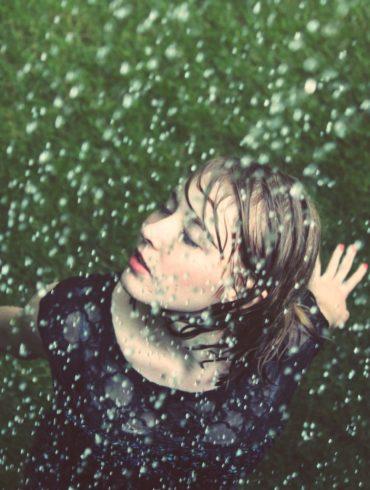 Aprovecha los días de lluvia