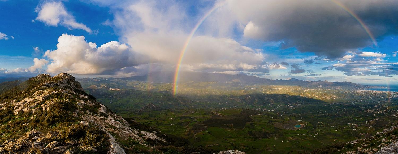 Arco iris de Christos Tsoumplekas