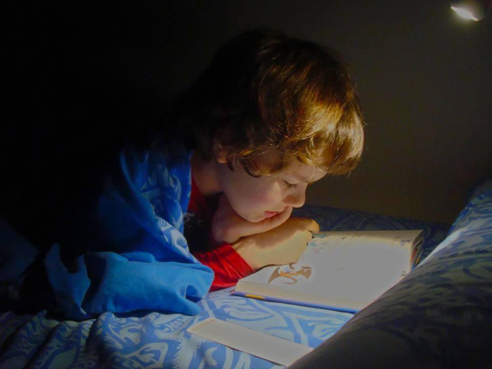 Mercé Ramírez Andrada_Antes de dormir un poco de lectura siempre