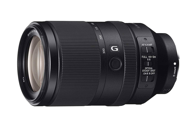 Objetivo Sony 70-300mm