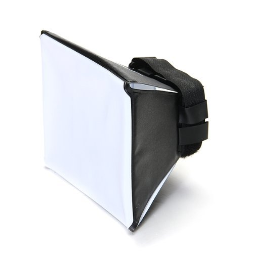 Difusor ventana para flash externo