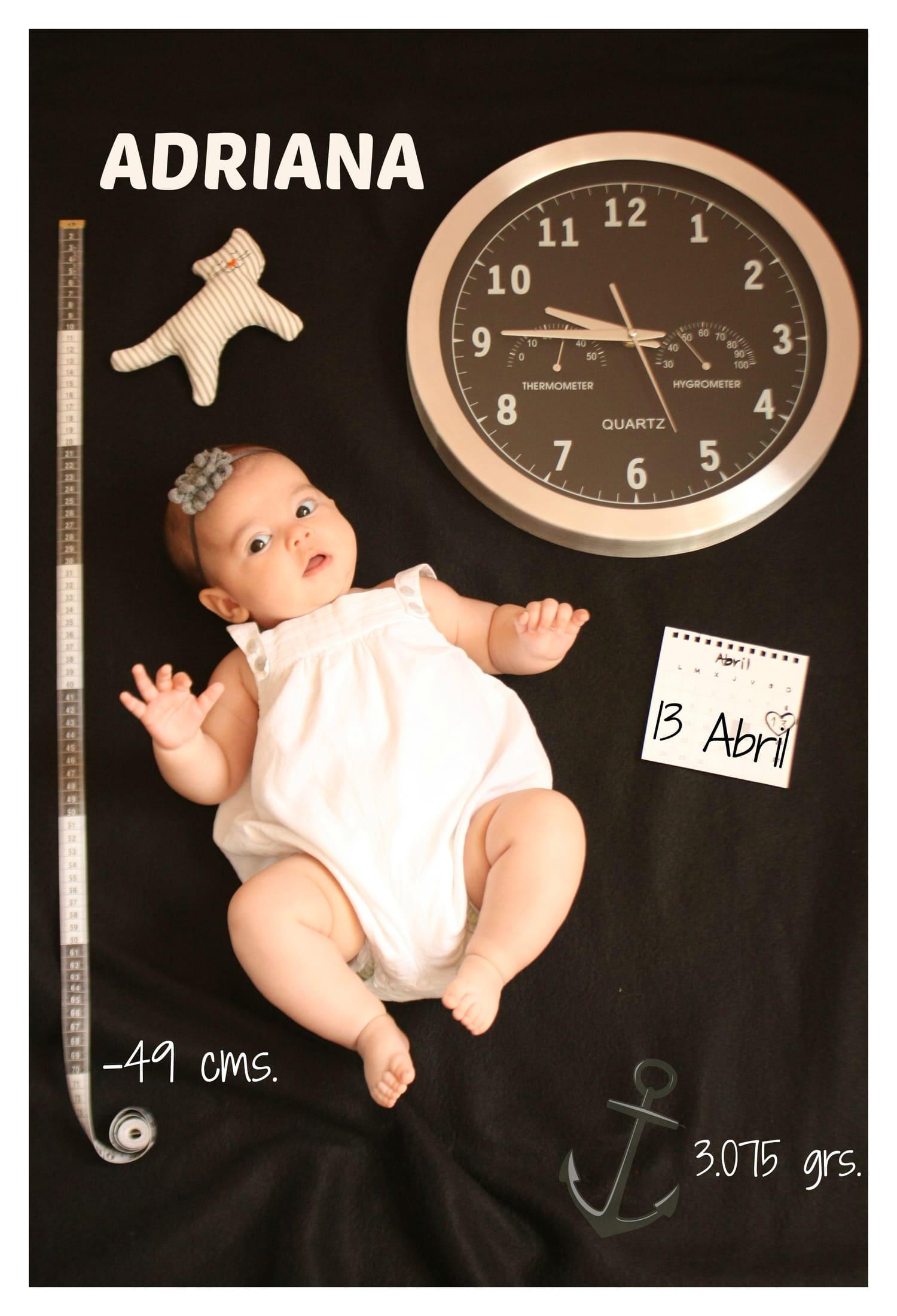 Ideas para hacer fotos originales bebes - Como hacer fotos a bebes en casa ...