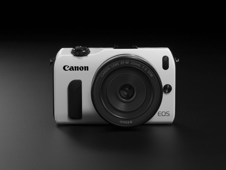 Canon EOS M: Pequeña Cámara Compacta, Con \