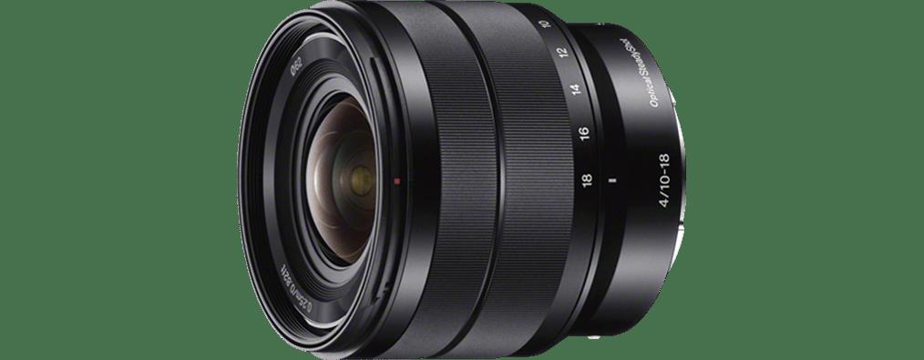 Sony 10-18 mm f/4