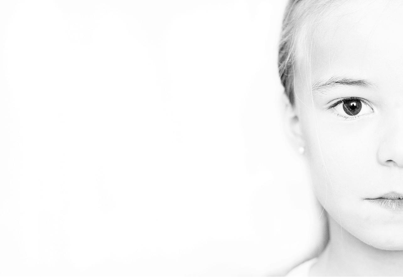 Jam s querr s volver a fotografiar un retrato en color for Aparador blanco y negro