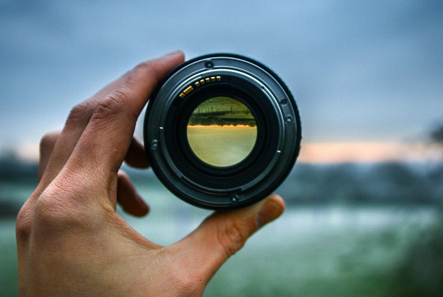 No es la cámara, es el objetivo.