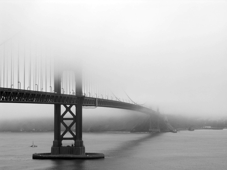 Sal a perderte entre la niebla para lograr imágenes como esta