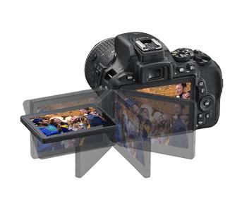 Pantalla Nikon D5000