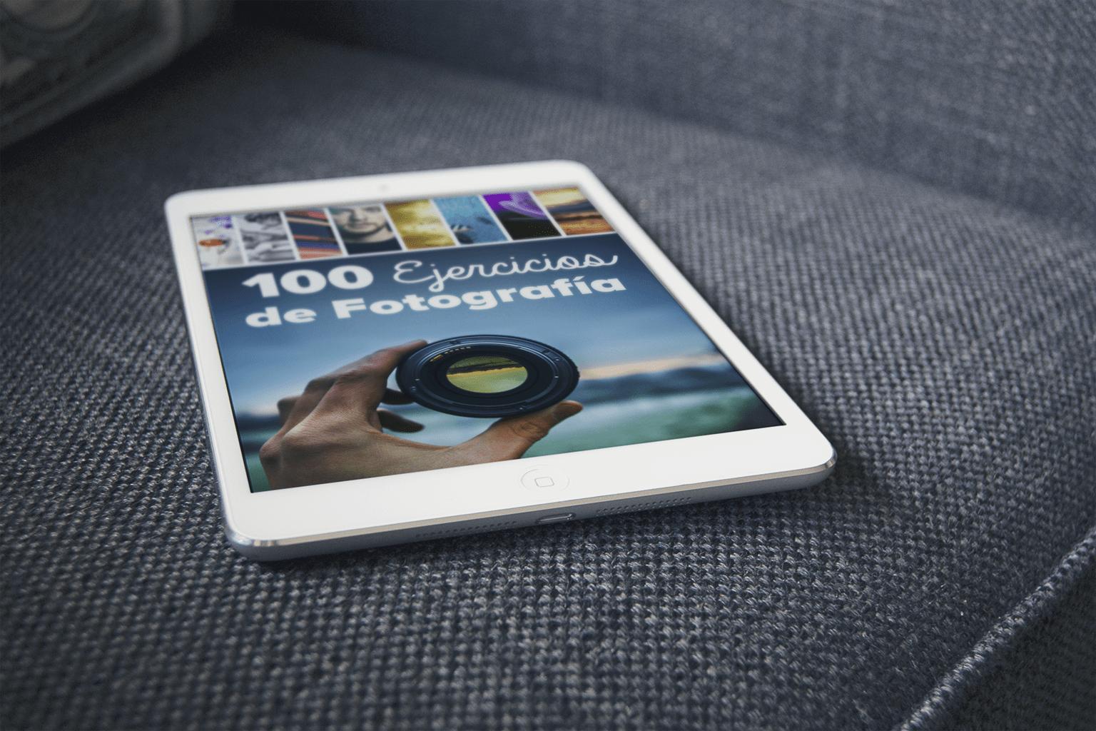 Libro 100 Ejercicios de Fotografía