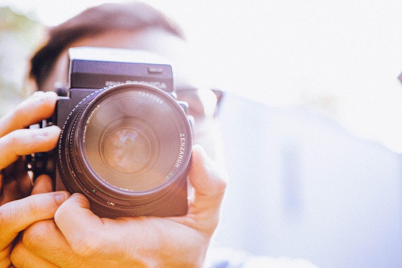 Gracias a la fotografía puedes desarrollar un ojo más sensible a la estética del mundo que nos rodea