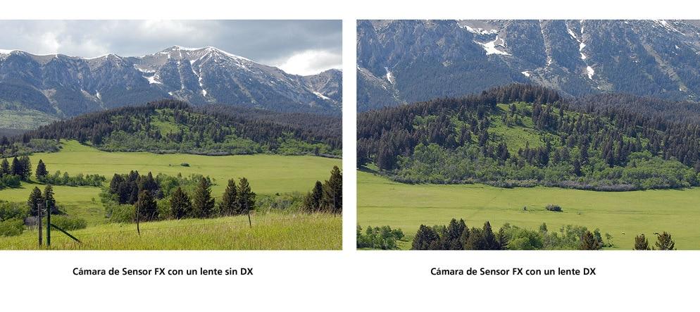 Comparativa de imágenes
