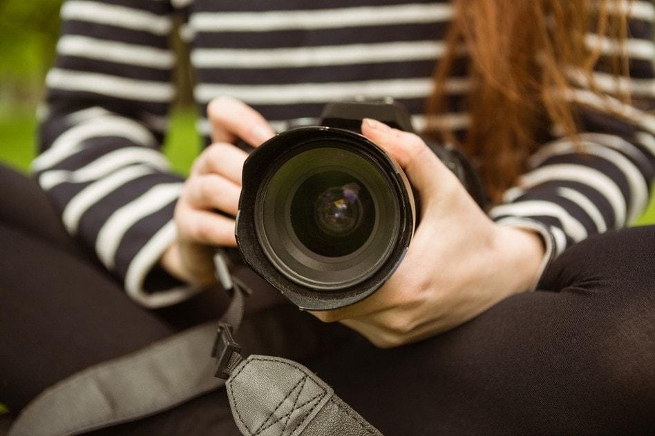 Regalar cámara de fotos