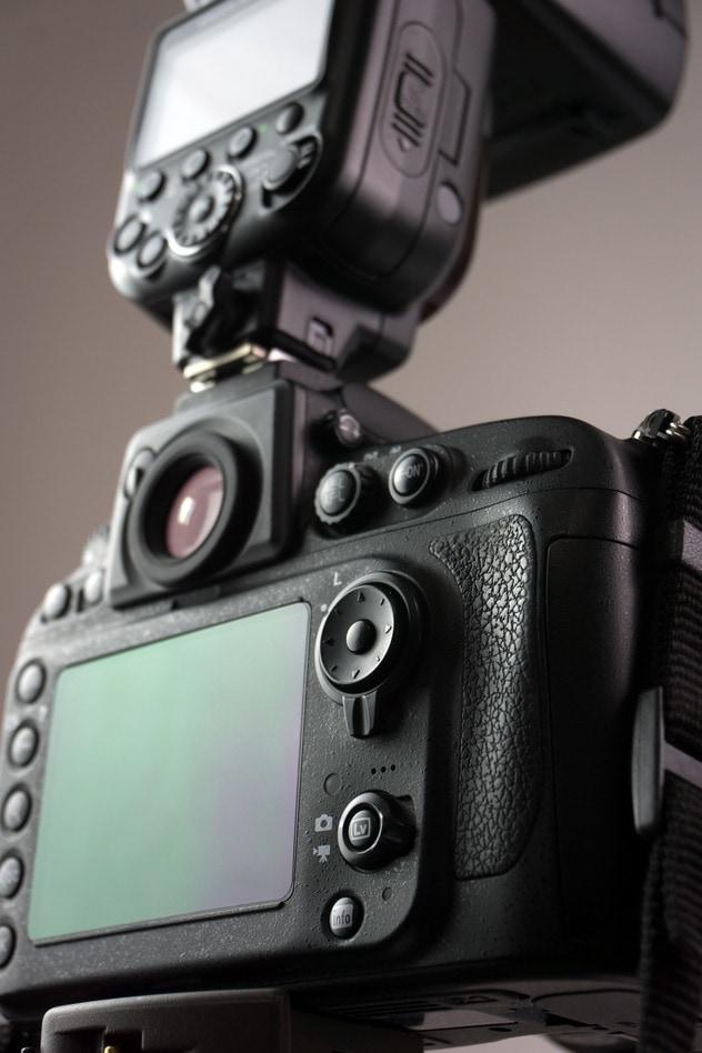 Flash para tu cámara de fotos réflex