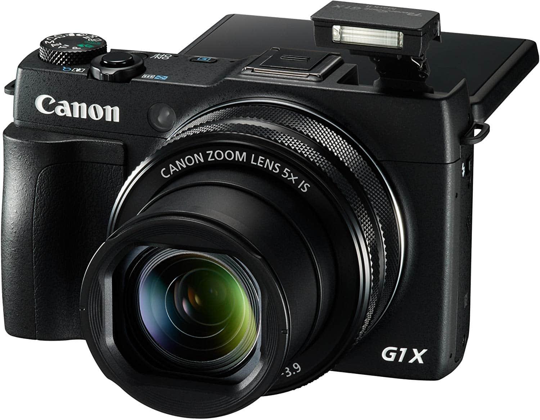 Cámara Canon G1X Mark II