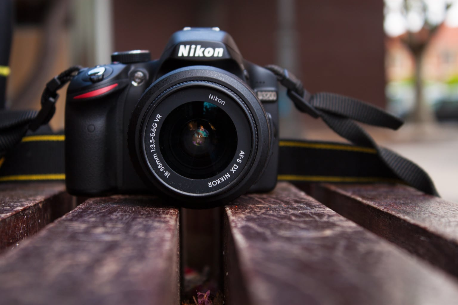 Nikon-Reflex