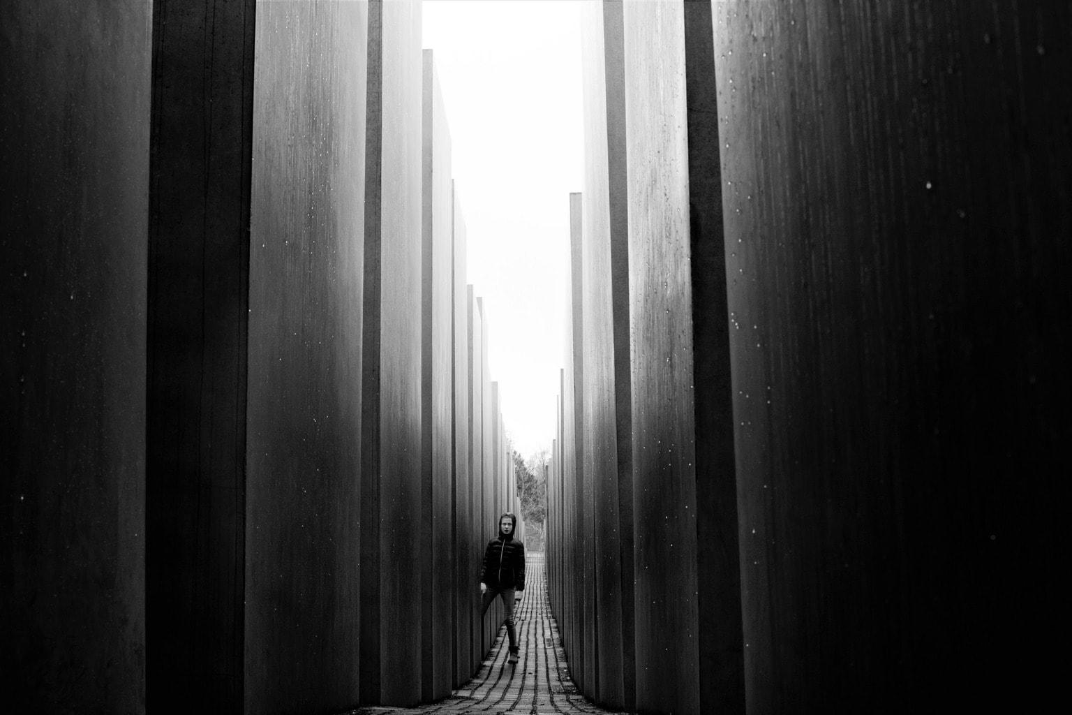 Jay Motta_Holocaust memorial