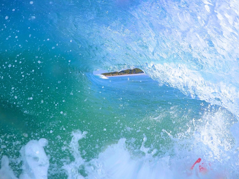 ¡Que viene la ola!