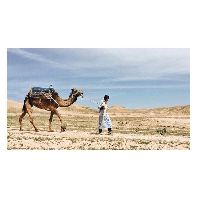 De viaje por Marruecos (Emilio Chulia)