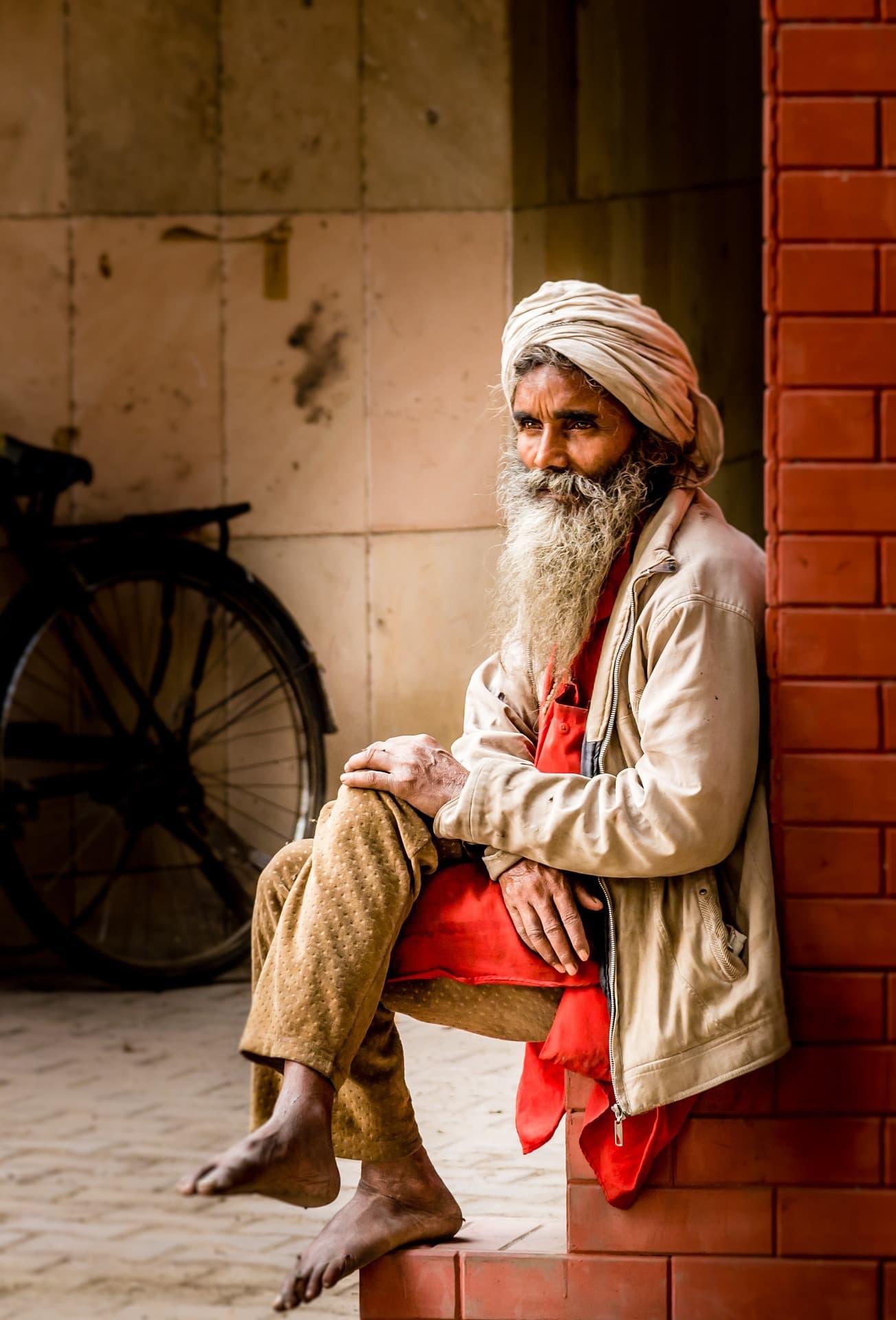 Gentes de la India