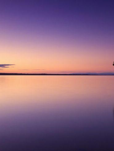 La belleza de los reflejos