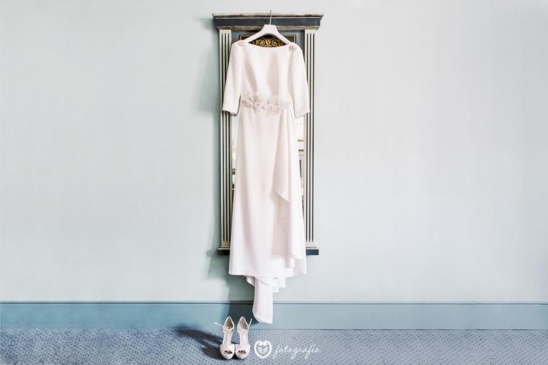 El Vestido, por Alma Fotografía