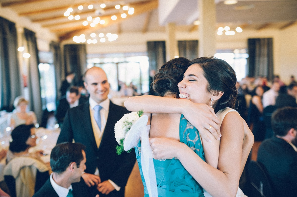 El abrazo, Bossanova Weddings
