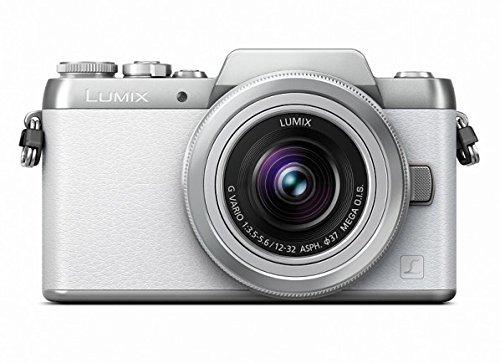 Fotografía cámara Lumix GF7 frontal