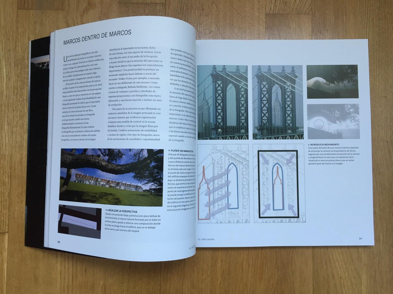 marcos dentro de marcos libro el ojo del fotógrafo