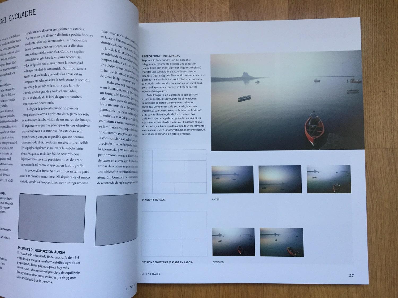 Recomendación literaria: El Ojo del Fotógrafo (Michael Freeman)