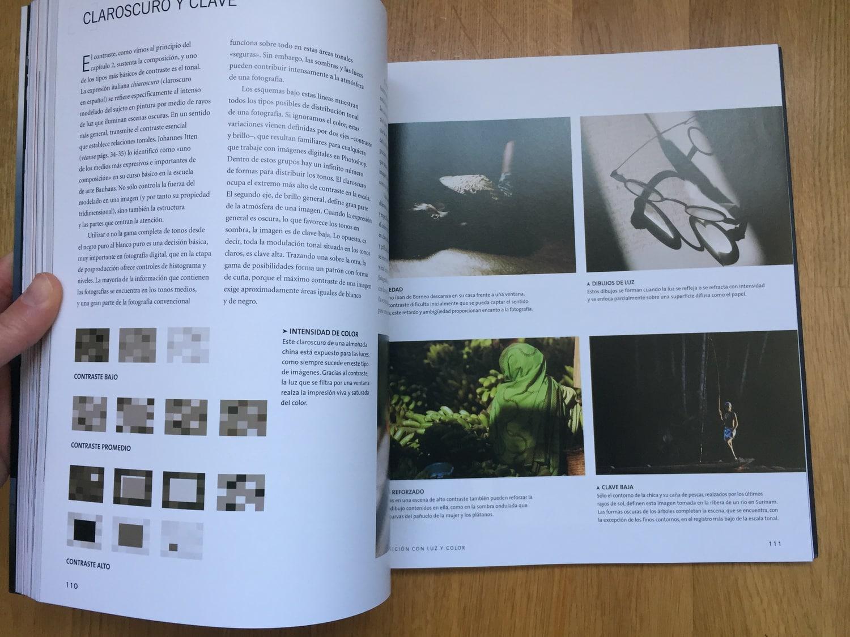 luz y color libro el ojo del fótografo