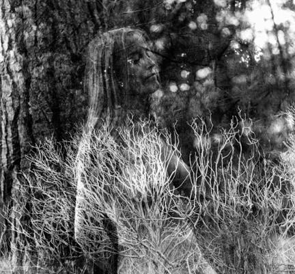 Fotografía mujer Cunningham