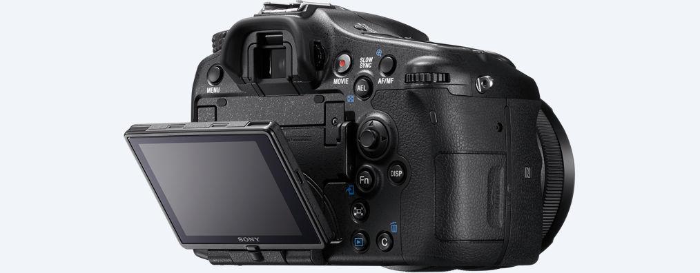 Pantalla cámara Sony A77 II