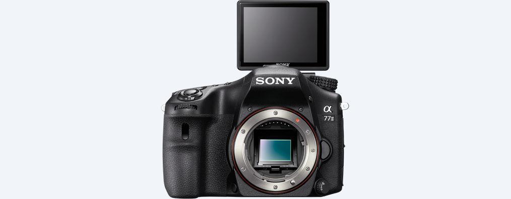 Cámara Sony A77 II sin objetivo