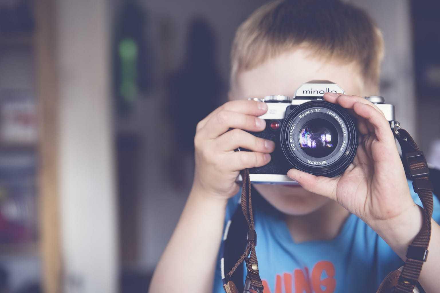 5 Cámaras de Fotos Para Regalar a Niños (Se Acercan las Comuniones ...