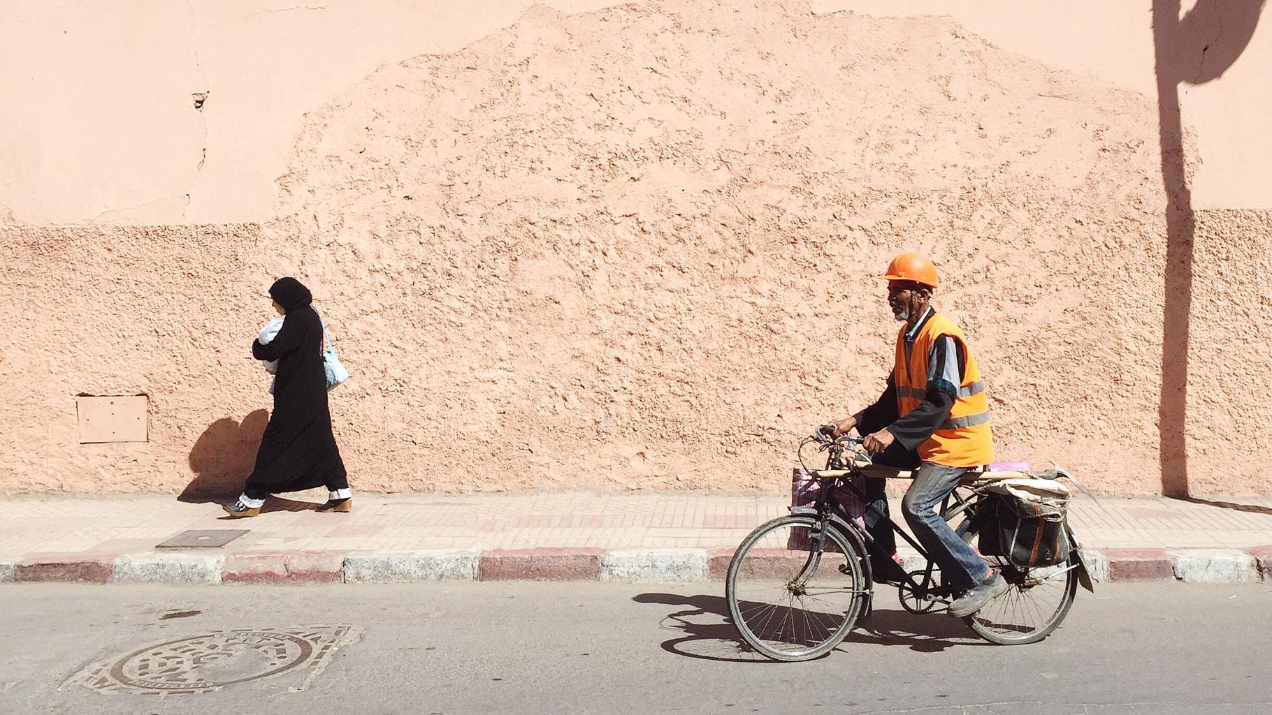fotografía callejera Marrakech