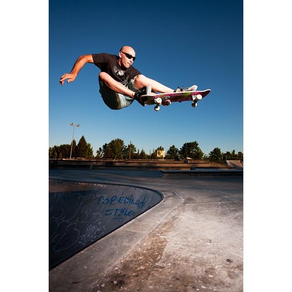skater libro Sin Miedo al Flash