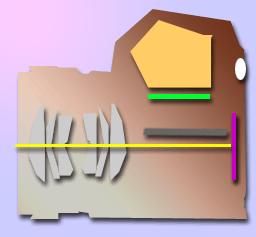 otra ilustración sincronización entre el flash y la cámara