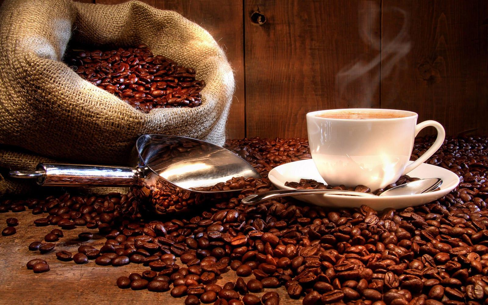 fotogarfía culinaria de café