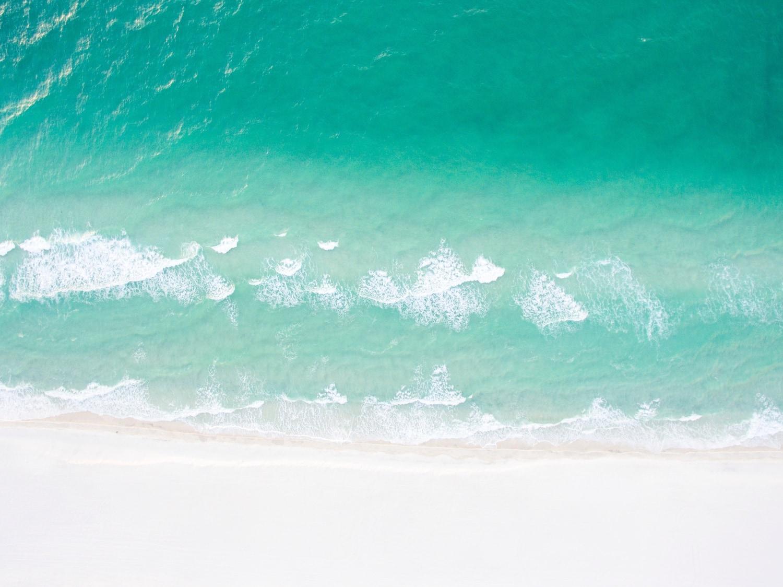 fotografía veraniega olas