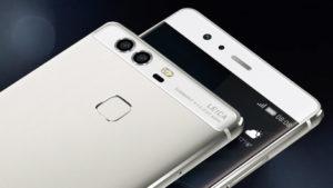 Diseño lente Huawei P9