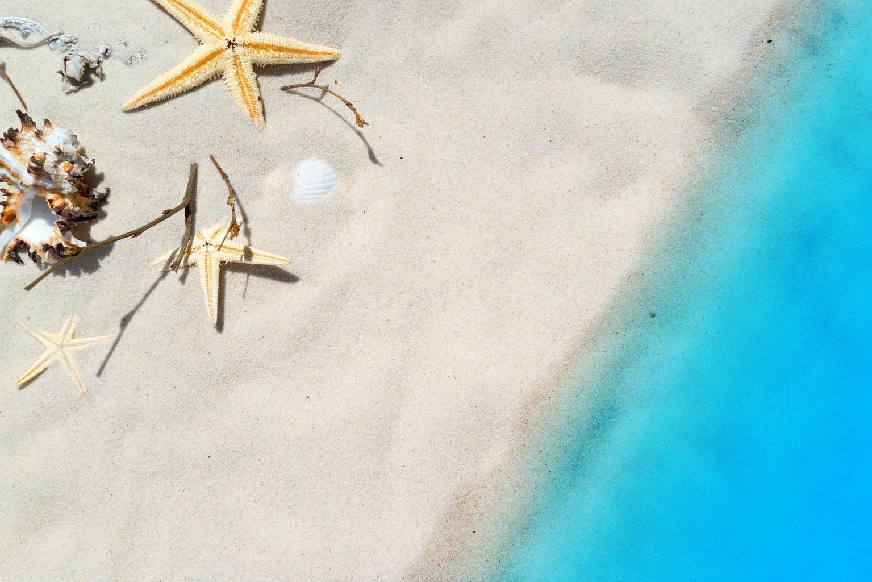 fotografía verano playa