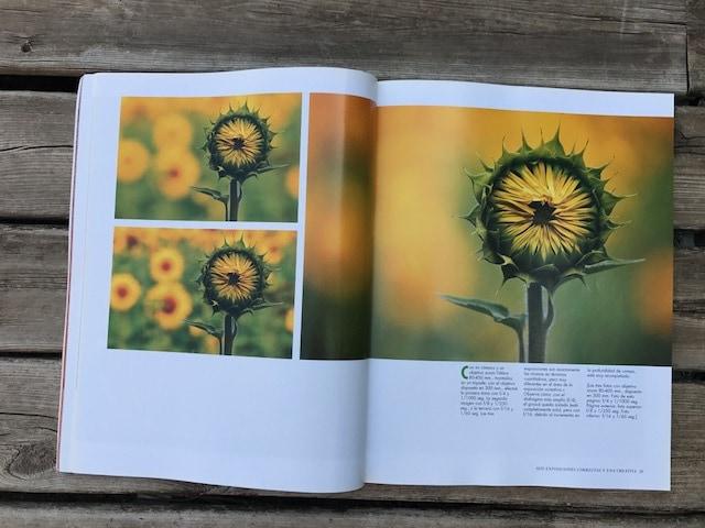 ejmplo libro Los Secretos De La Exposición Fotográfica