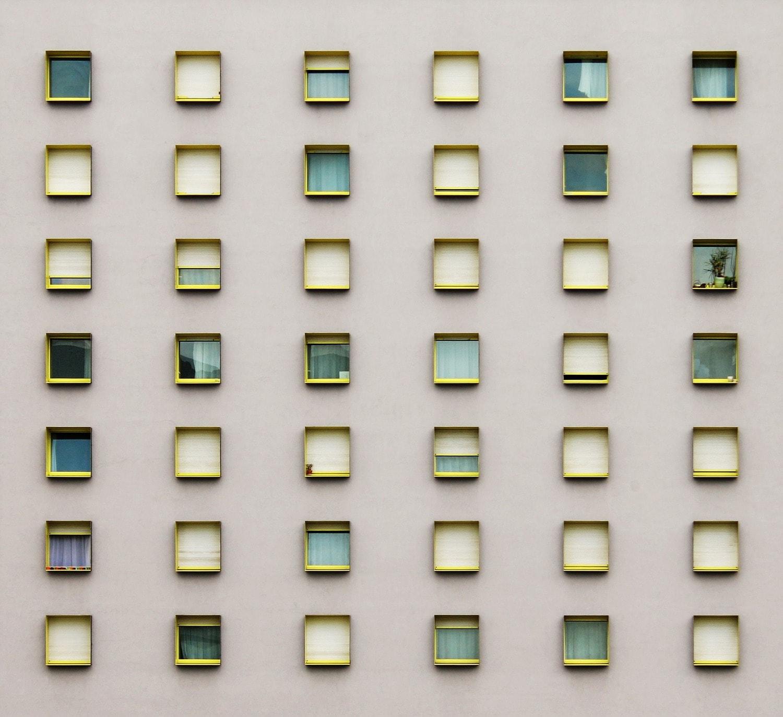 fotografía arquitectura ventanas