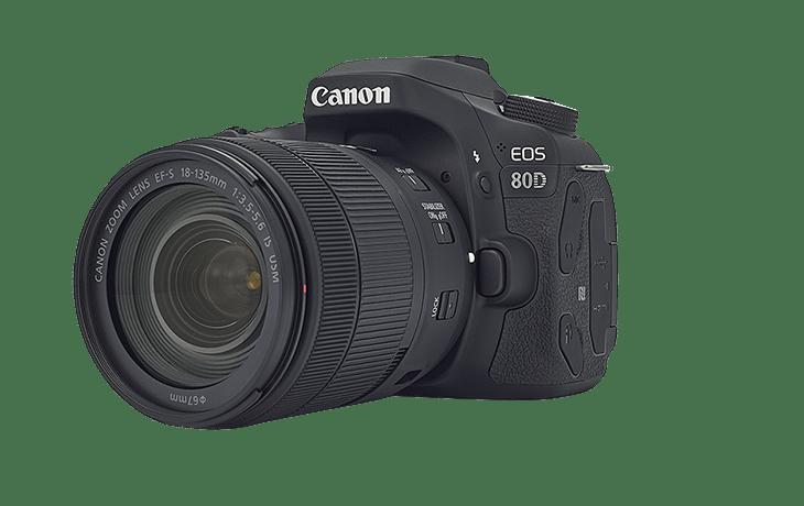 fotografía Cámara Réflex Canon 80D