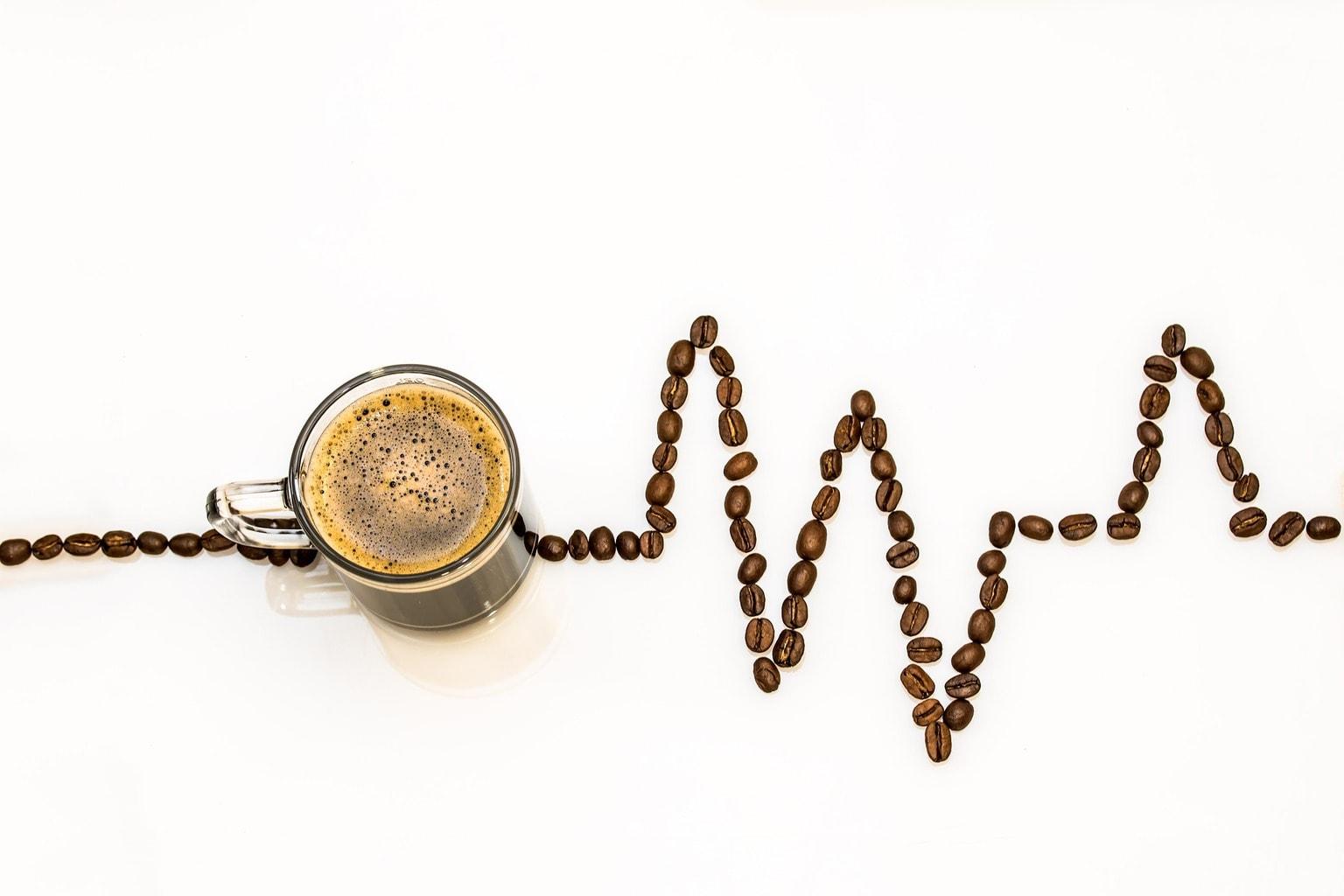 fotografía conceptual de café