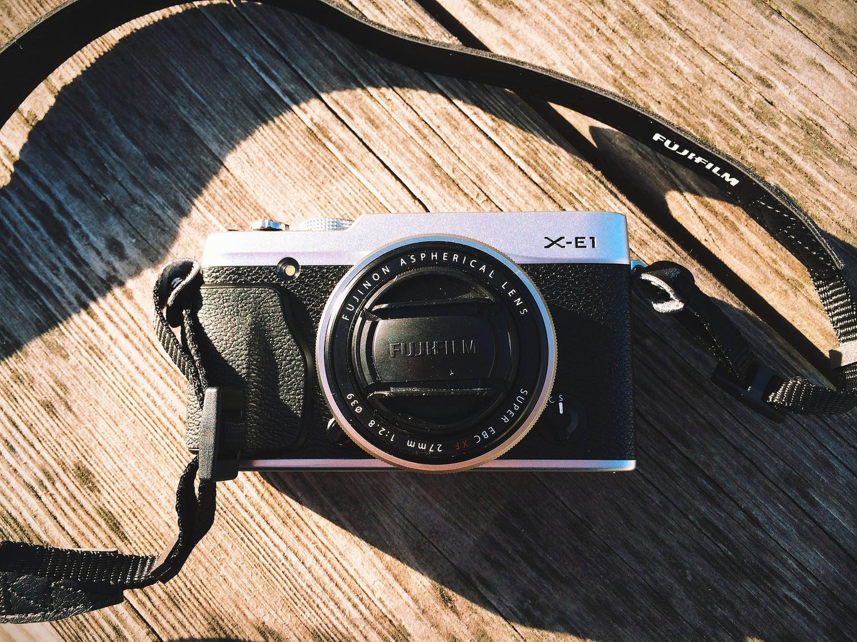 Fotografía objetivo Fujifilm XF 27mm f/2.8